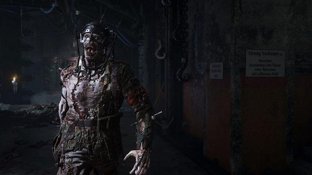 Primeiros Detalhes: Modo Zumbi de Call of Duty WWII