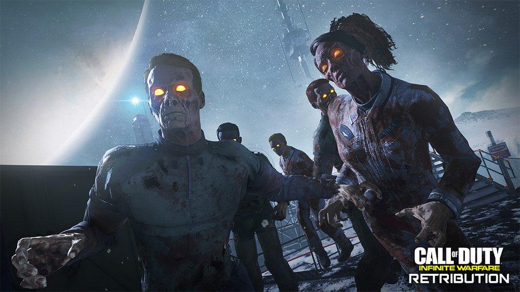 Todos os Detalhes sobre Retribution, o quarto DLC de Call of Duty: Infinite Warfare