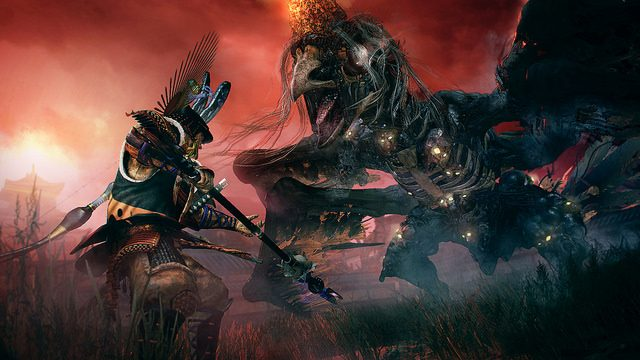 DLC Final de Nioh, Bloodshed's End, Chega em 26 de Setembro