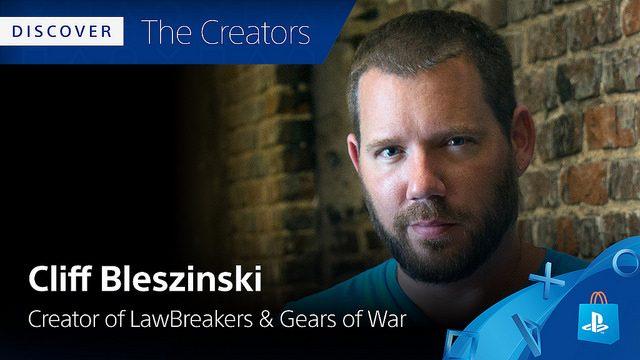 Conheça os Criadores: Os Jogos de PS4 Favoritos de Cliff Bleszinski