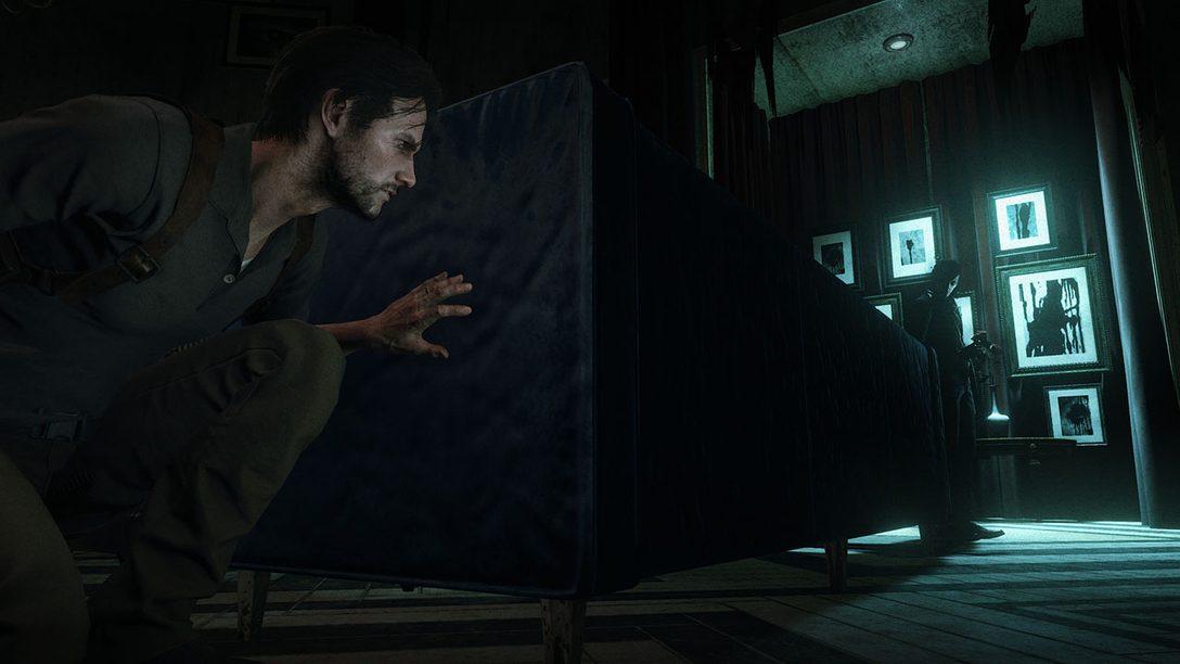 Os Mais Assustadores Jogos de Horror para PS4 e PS VR de 2017
