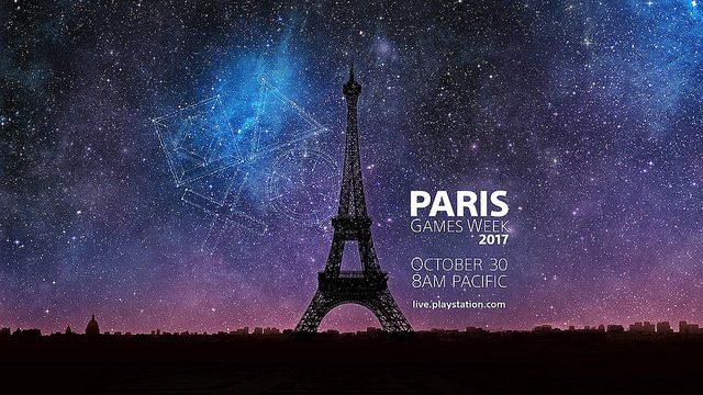 PlayStation ao Vivo da Paris Games Week: Assista em 30 de Outubro em Português