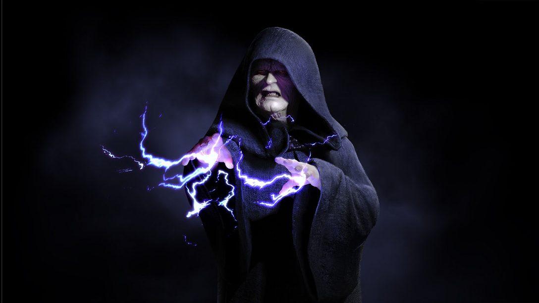 Controle o Campo de Batalha como o Imperador em Star Wars Battlefront II