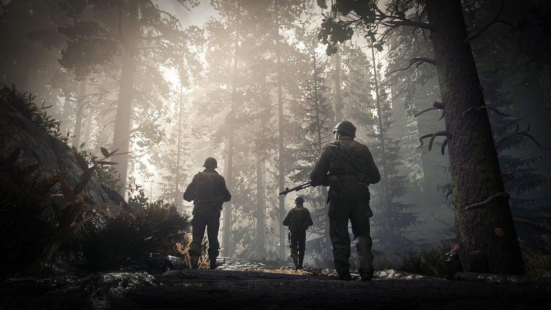 Call of Duty: WWII já Disponível para PS4