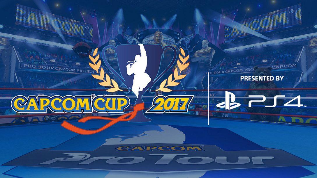 Capcom Cup 2017: Finalistas Competem por Prêmio de Mais de US$370 mil