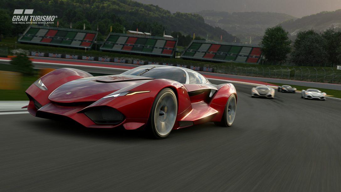 Gran Turismo Sport: Novas Atualizações Adicionam Carros, Modo Offline, Liga GT e Mais