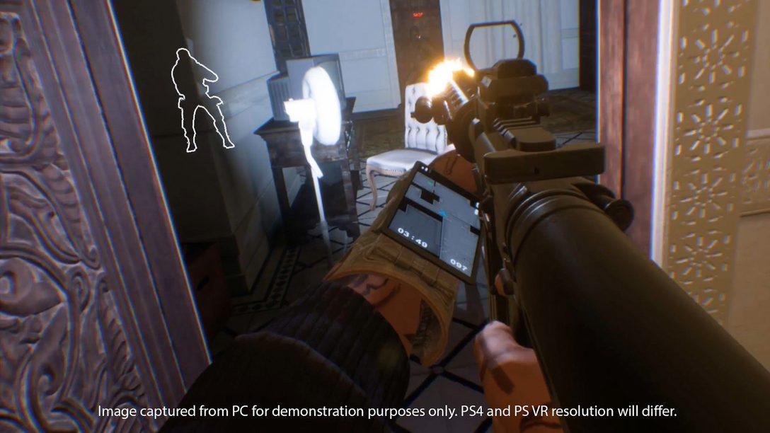 Impressões de Firewall Zero Hour para PS VR na PlayStation Experience