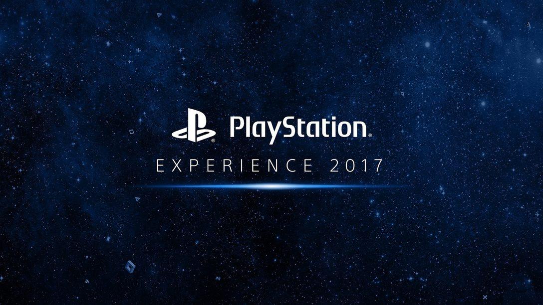 PlayStation Experience 2017: Tudo que Você Precisa Saber