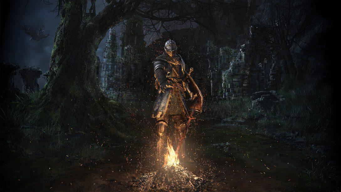 Dark Souls: Remastered Chega ao PS4 em 25 de Maio