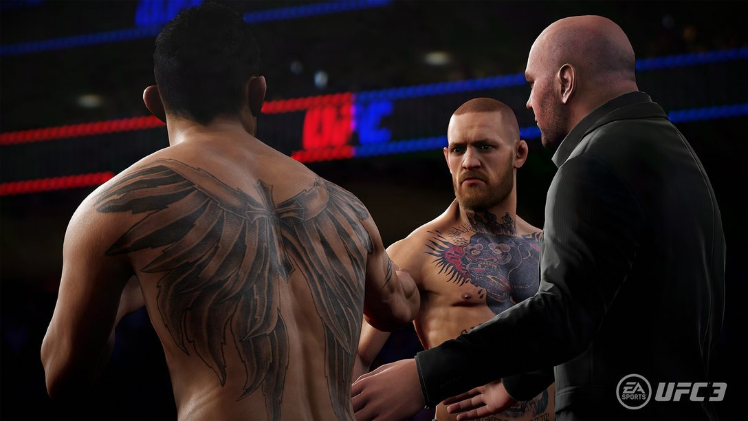 Como EA Sports UFC 3 Melhorou Dentro e Fora do Octógono