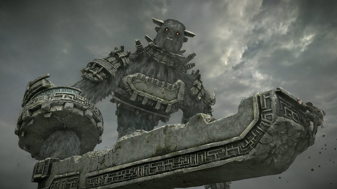 Shadow of the Colossus: Ajude-nos a Decidir qual Papel de Parede Fazer