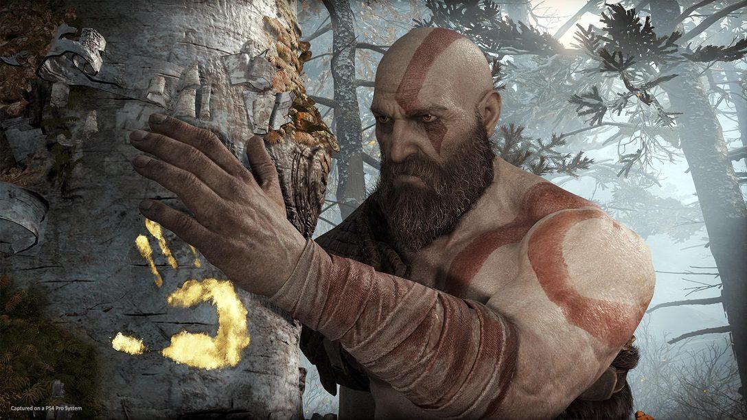 Cory Barlog Fala Sobre a Origem de God of War