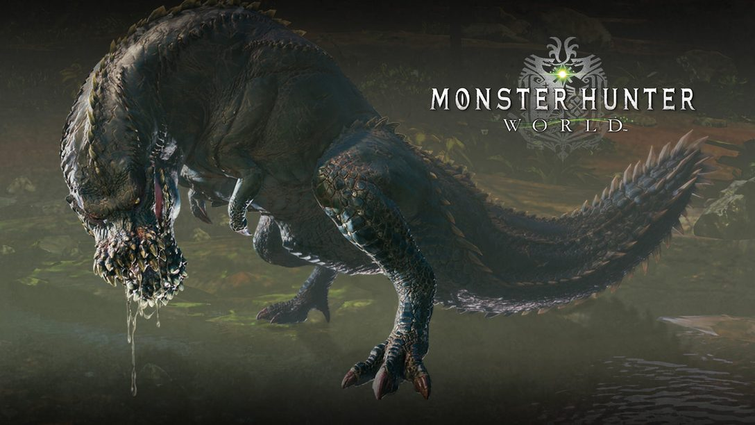 Encare o Feroz Deviljho na Nova Atualização de Monster Hunter: World