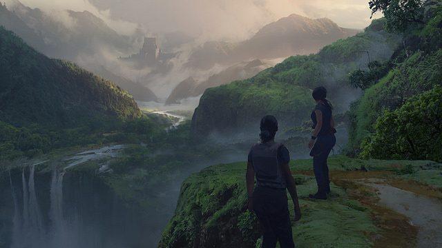 Uma Primeira Olhada em Uncharted: The Lost Legacy