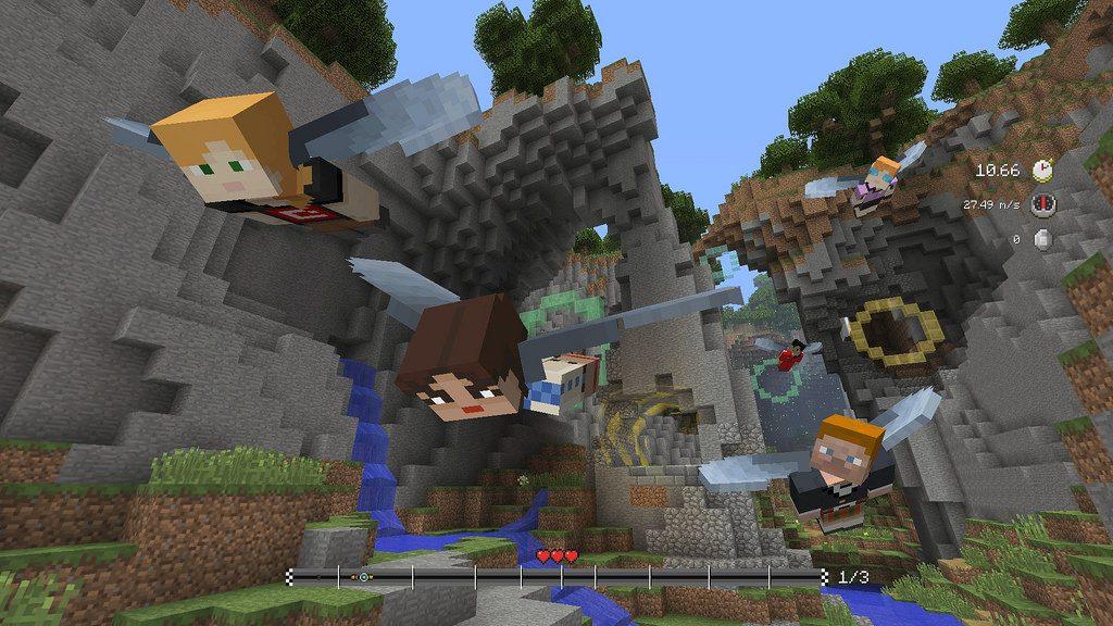 Novo Mini Game e Skins para Minecraft Chegam Hoje!
