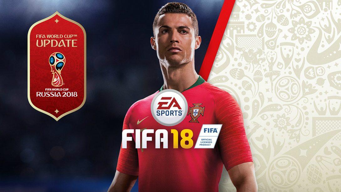 Atualização Gratuita da Copa do Mundo Disponível em 29 de Maio