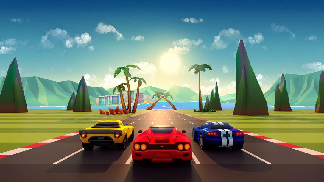 Acelere ao Redor do Mundo nas 100+ Pistas de Horizon Chase Turbo