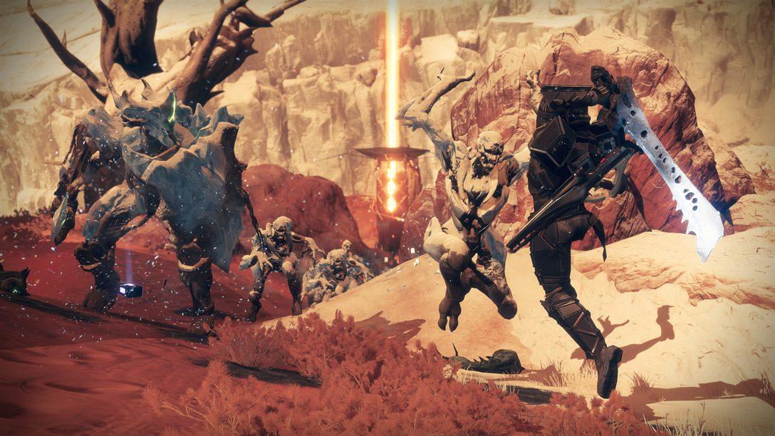 Novos Detalhes Sobre Escalation Protocol, a Nova Atividade Endgame de Destiny 2