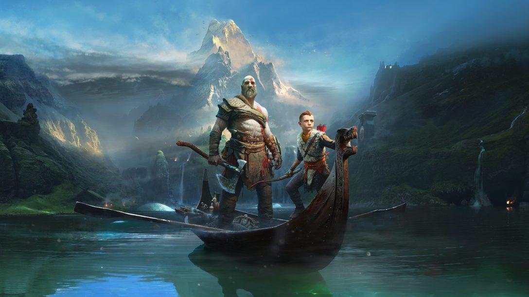 God of War É o Exclusivo PS4 de Vendas Mais Rápidas da História
