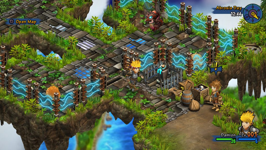 RPG Rainbow Skies Chega em 26 de Junho para PS4, PS3, PS Vita