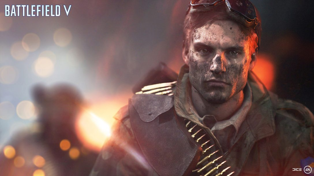 Battlefield V: Um Retrato da Segunda Guerra Nunca Antes Visto