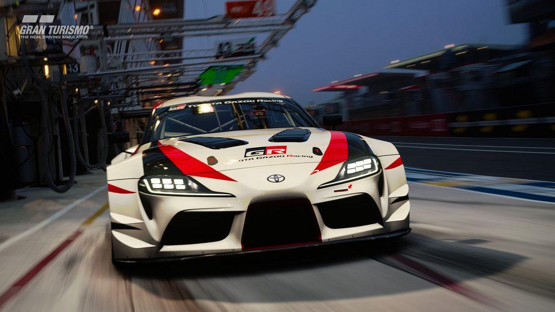 Os GT Sport Championships Começam Hoje