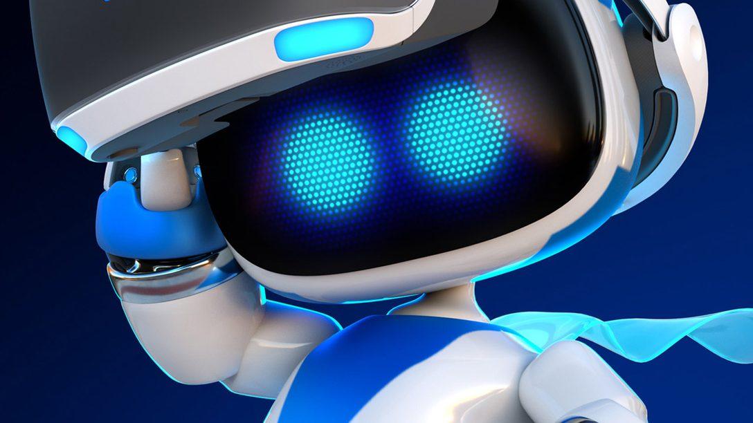 Astro Bot Rescue Mission: Como Criar um Jogo de Plataforma Para PS VR