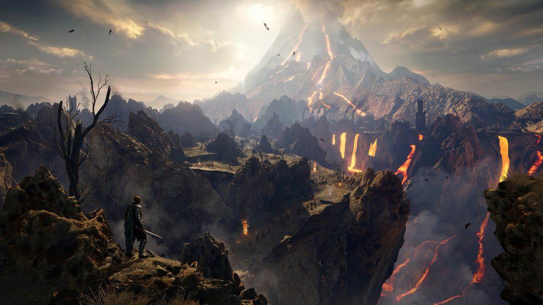 Middle-earth: Shadow of War – Uma Atualização Para Todas Governar, Disponível Hoje
