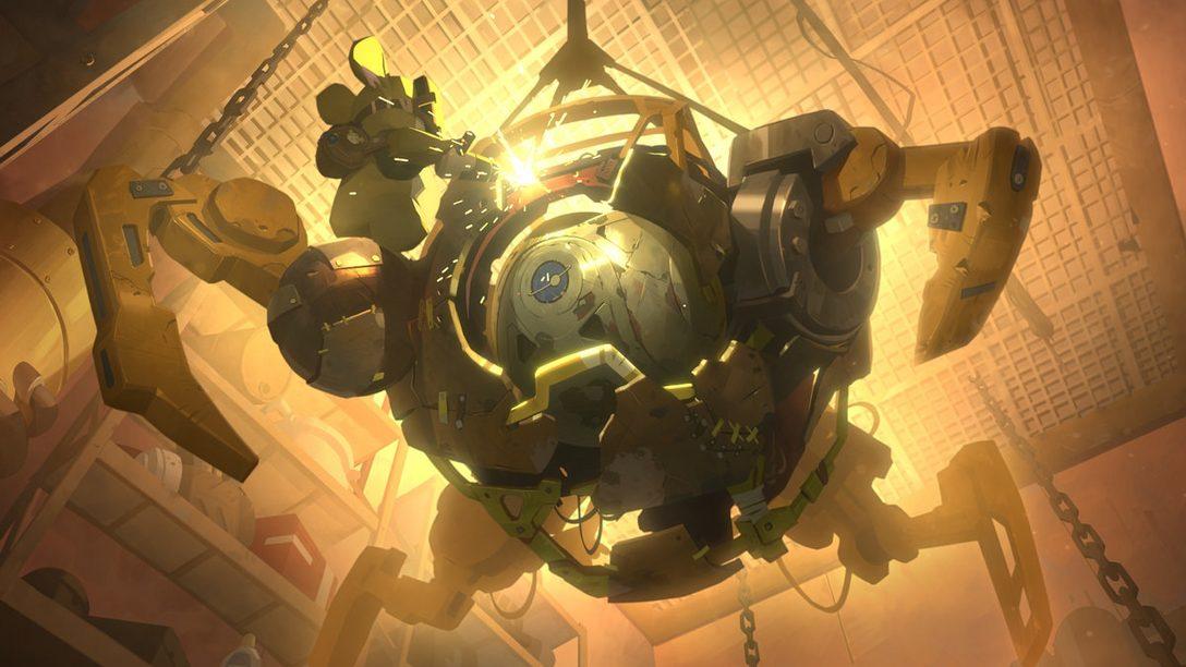 Porque a Blizzard Colocou um Hamster Dentro de um Mech em Overwatch