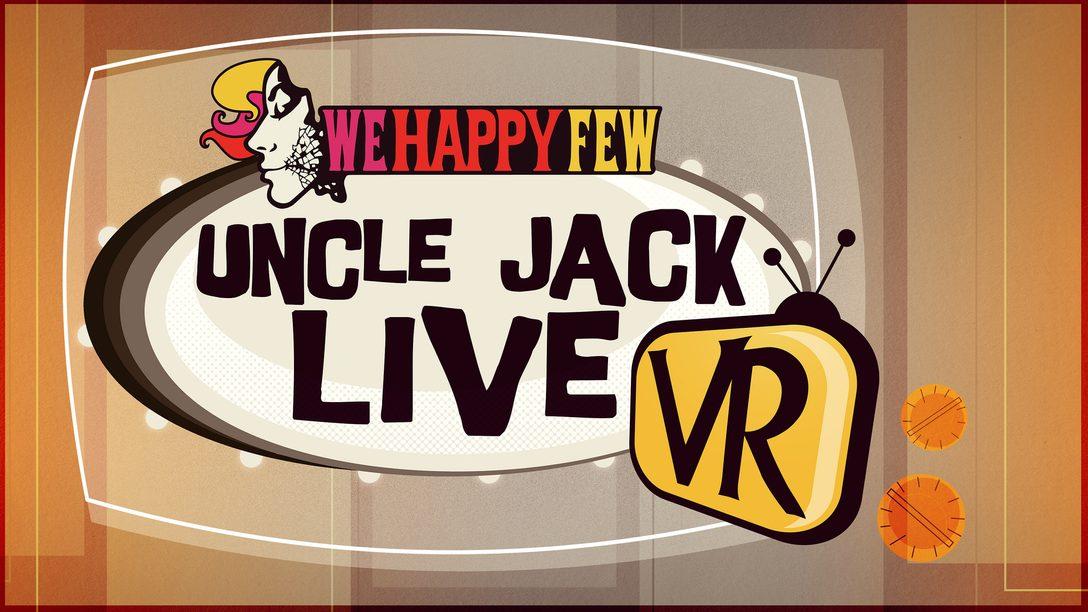 We Happy Few Ganha História Gratuita Exclusiva para PS VR, Disponível Hoje