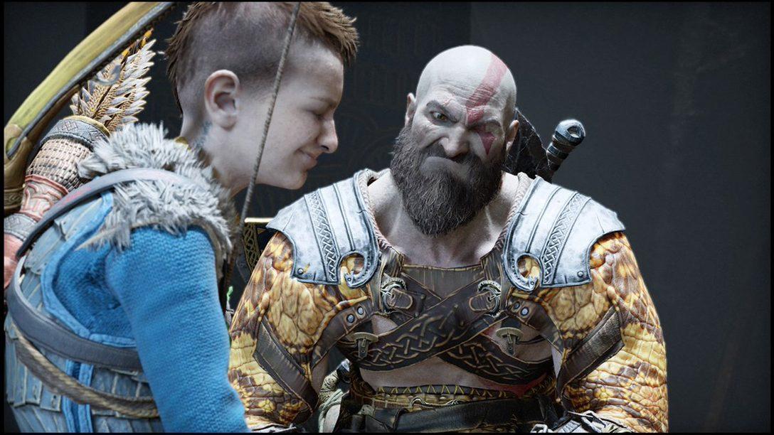 God of War: Um Tributo ao Dia dos Pais