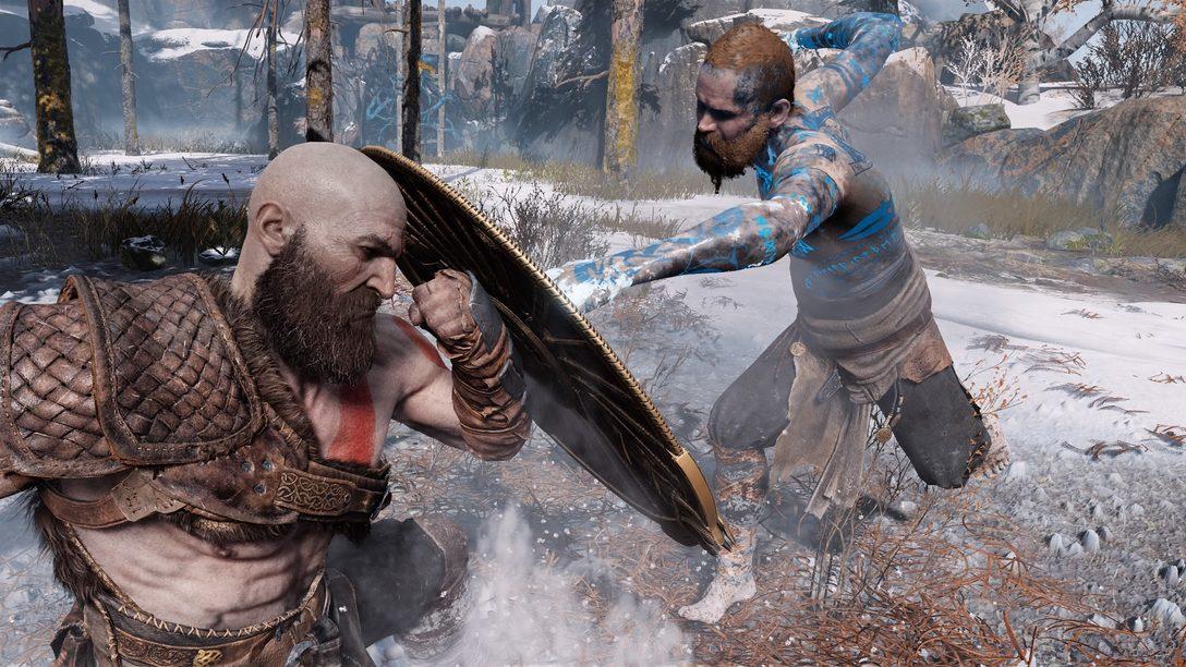 Lutando Contra um Deus: Os Bastidores da Primeira Luta de Chefe de God of War