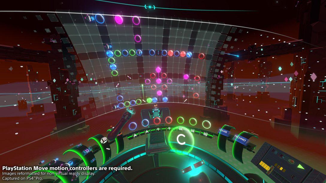 Como Fazer Música em Track Lab, Disponível Hoje para PS VR