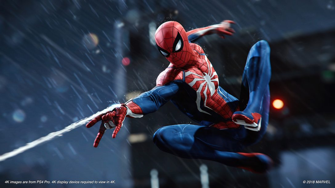 The Drop: Novos Jogos PlayStation para 4/9/18