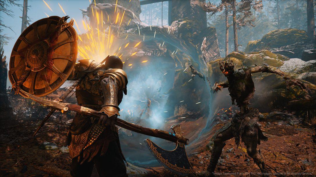 God of War: New Game+ Chega em 20 de Agosto