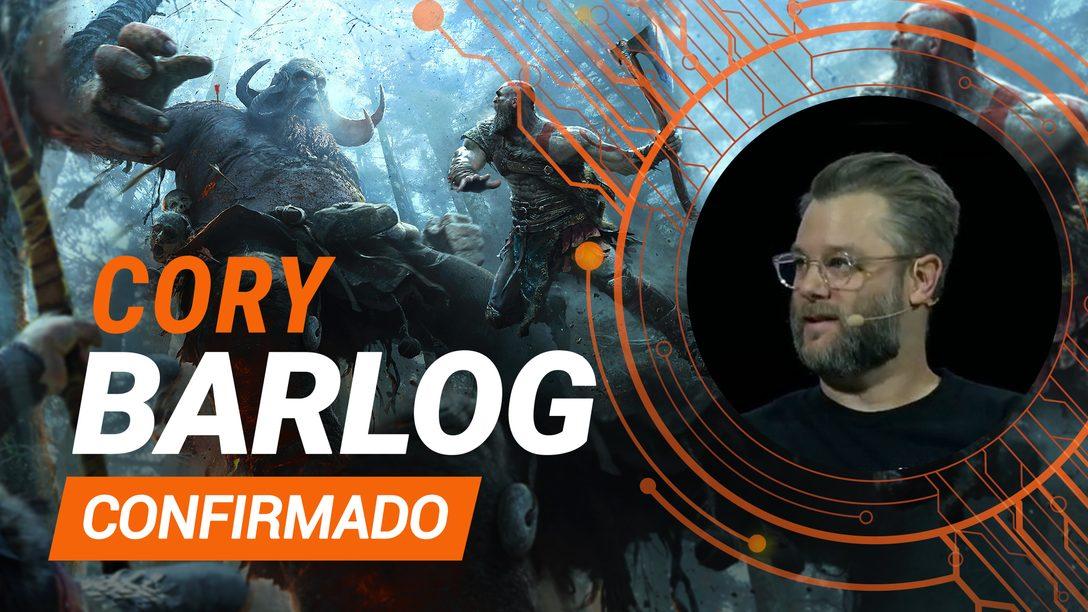 Desenvolvedores de God of War na Brasil Game Show 2018