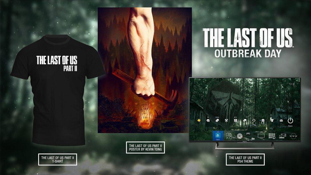 The Last of Us: Dia do Surto 2017 – Novo Pôster, Tema para PS4 e Mais