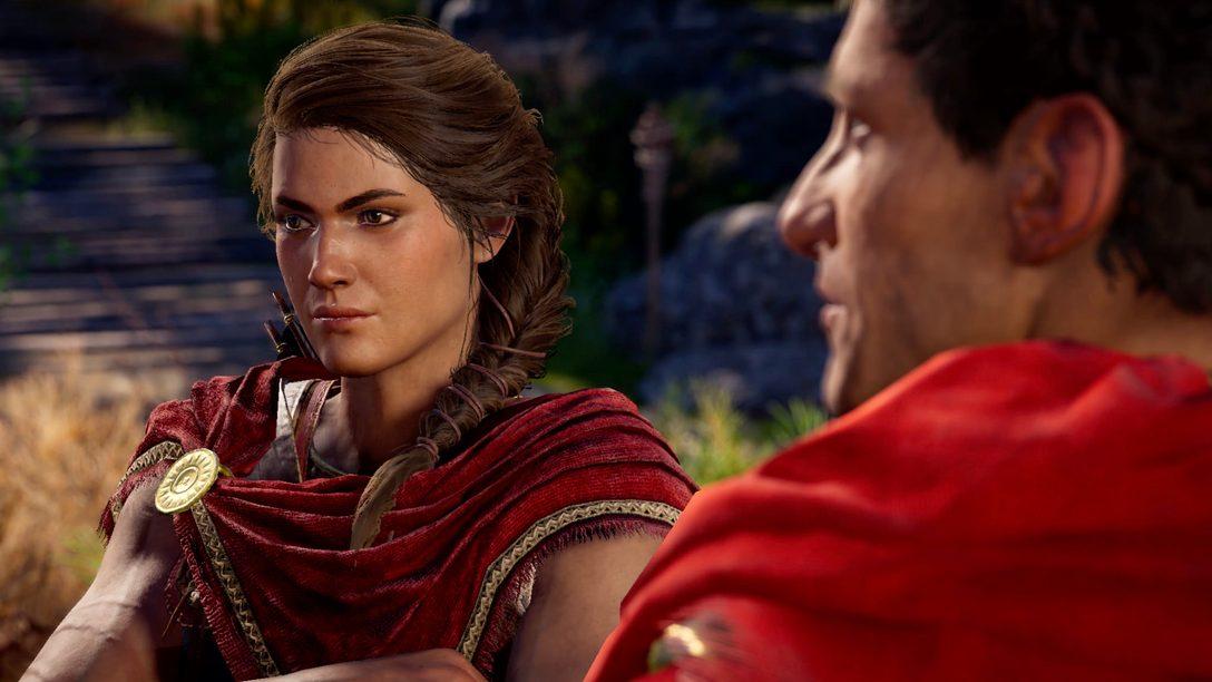 Escolha seu Destino em Assassin's Creed Odyssey