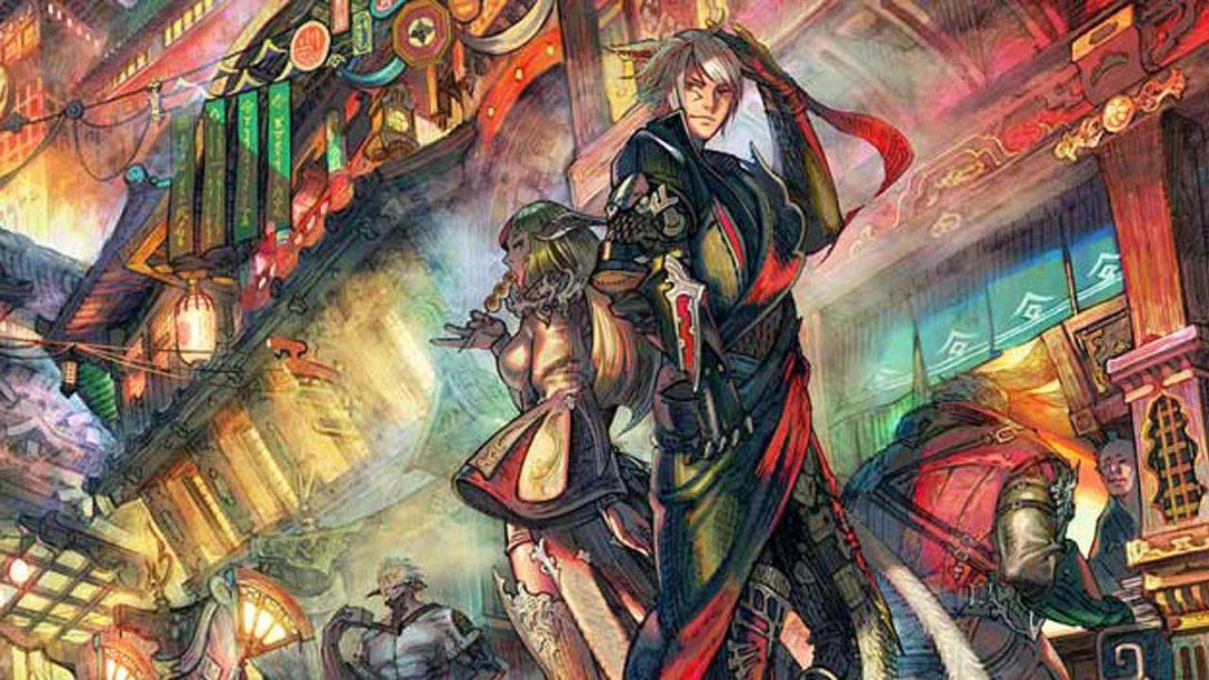 Final Fantasy XIV: Uma Entrevista com Produtor e Diretor Naoki Yoshida