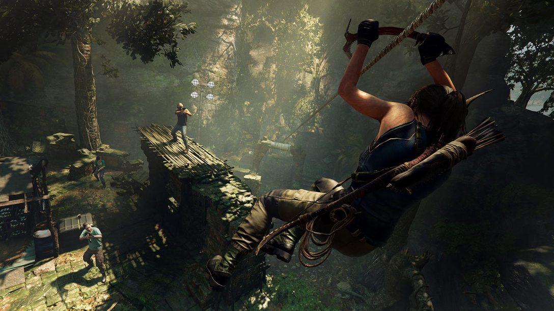The Drop: Novos Jogos PlayStation para 11/9/2018