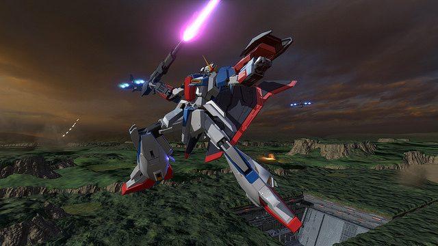 Lição de História: Relembrando a Série 'Gundam Vs'