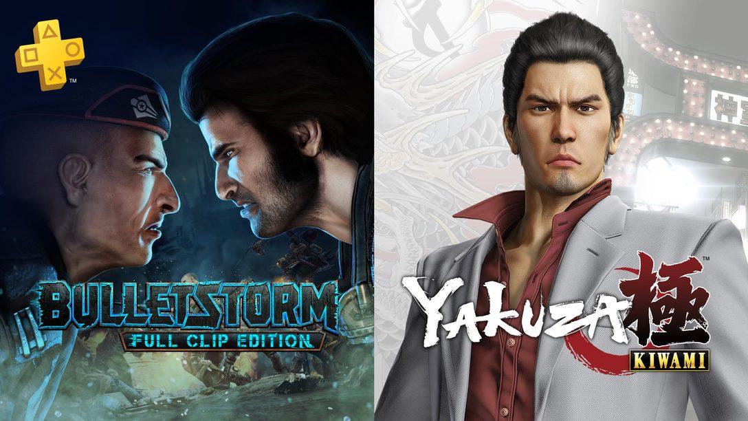 PlayStation Plus: Jogos Gratuitos para Novembro de 2018
