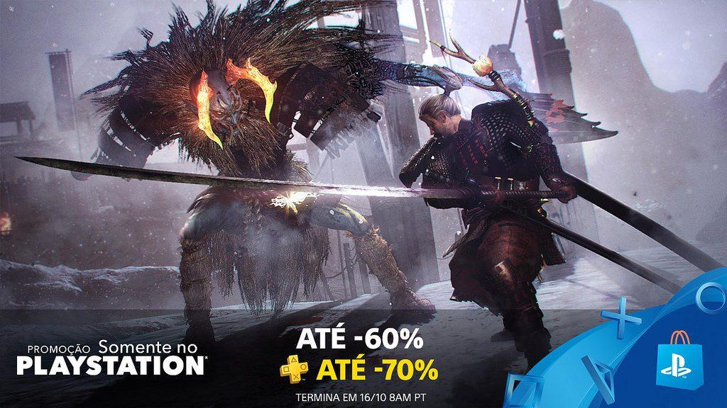 Promoção Somente no PlayStation: Até 60% de Desconto em Títulos Exclusivos na PS Store