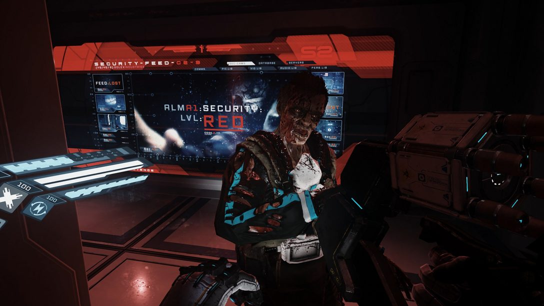The Persistence para PS VR Recebe uma Enorme Atualização Gratuita em 18 de Outubro