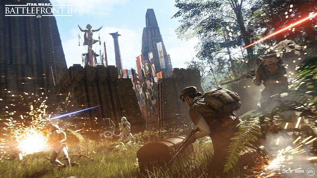 Beta de Star Wars Battlefront II Começa Hoje para a Pré-Venda