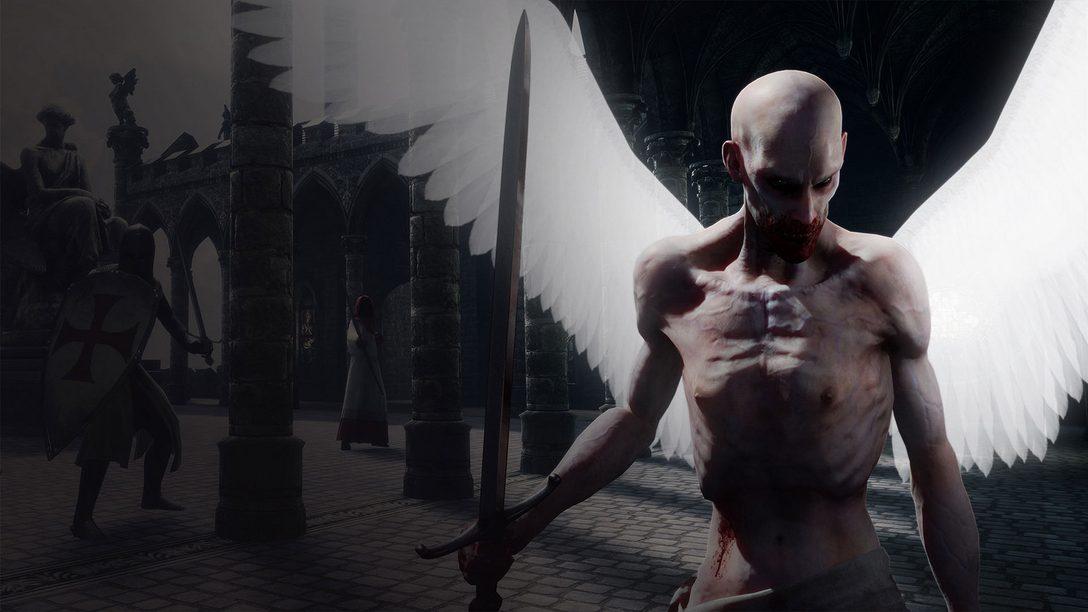 In Death, o Shooter Roguelike para VR Chega ao PSVR em 27 de Novembro