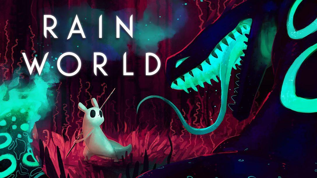 Rain World Recebe Novos Modos dia 21 de Dezembro