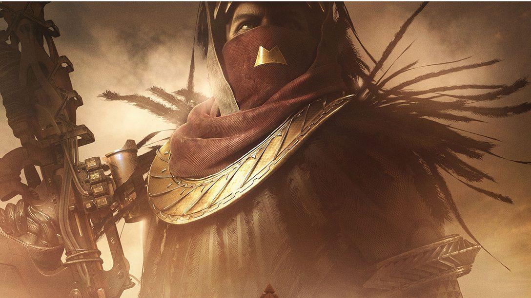 Os segredos de design de Osiris, antes do lançamento da expansão de Destiny 2