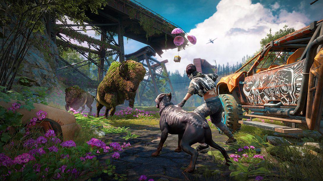 Far Cry New Dawn Traz Jogadores a Uma Vibrante Fronteira Pós Apocalíptica