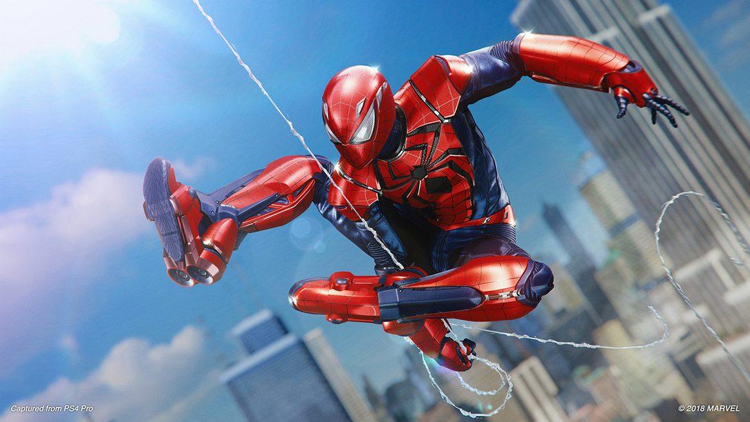 DLC Marvel's Spider-Man: Silver-Lining Chega em 21 de Dezembro